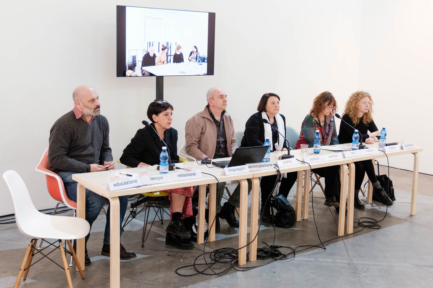 Artissima, giorno 3, esiti al meeting point 2