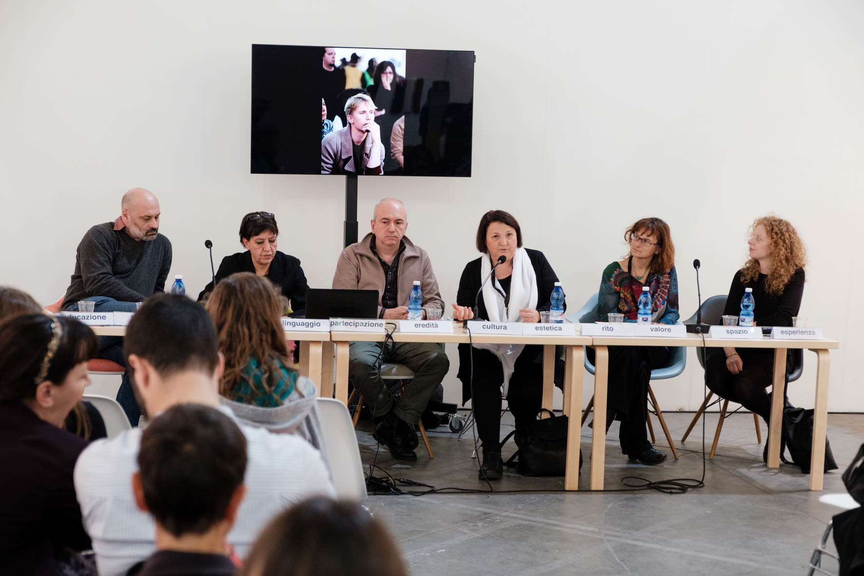 Artissima, giorno 3, esiti al meeting point
